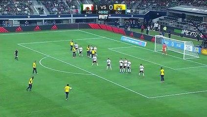 Resumen de México vs Ecuador.  Azteca Deportes