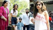 Shilpa Shetty celebrates her birthday with Raj Kundra, Viaan & Shamita Shetty; Watch video |Boldsky