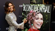 Mandy Moore LA Confidential Magazine Impact Awards Red Carpet
