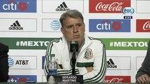 """LUP: """"Tratamos de elegir a los mejores"""": Gerardo Martino"""