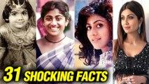Shilpa Shetty 31 SHOCKING & UNKNOWN Facts | Happy Birthday Shilpa Shetty
