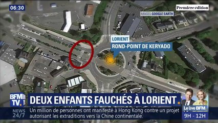 Ce Que L On Sait Du Drame A Lorient Ou Un Vehicule En Fuite A