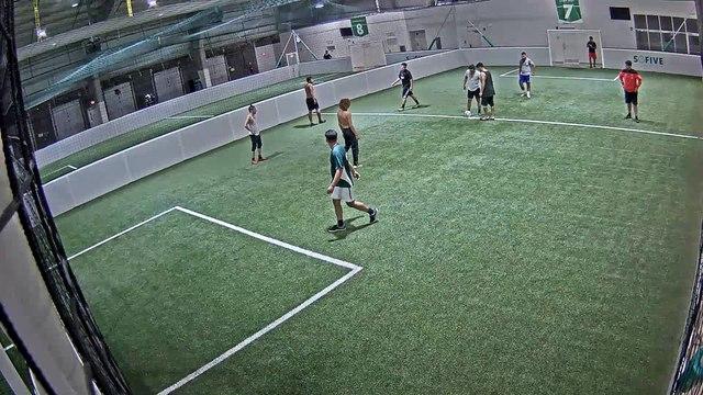 06/10/2019 00:00:01 - Sofive Soccer Centers Rockville - Camp Nou