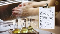 A 5-Minute Japanese Massage to Tone Up Your Face Muscles