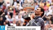 """Rafael Nadal : """"J'ai essayé d'en profiter un maximum, c'était incroyable !"""""""