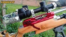new pcp pistol hunting ARTEMIS PP700-a - video dailymotion