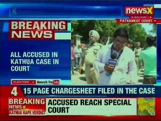 Kathua Rape Verdict To Be Pronounced Today