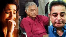 Sonam Kapoor, Kamal Hasan & others get emotional after Girish Karnad's sad news | FilmiBeat