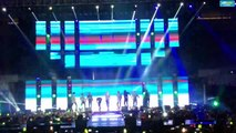 "NCT 127 performs ""Cherry Bomb"""