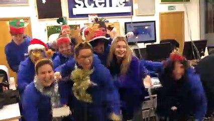 Scene2 Ltd - Christmas Sardines!