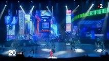 Emotion : Céline Dion a fait ce week-end ses adieux à Las Vegas - Vidéo