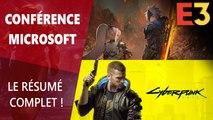 E3 2019 : Résumé de la conférence Microsoft
