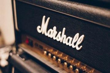 Marshall, the revolutionary amp