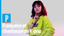 Yun, lycéenne et chanteuse de K-pop