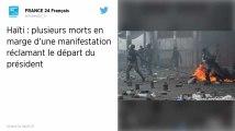Haïti. Des milliers manifestants exigent la démission du président Jovenel Moïse