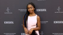 Marsai Martin LA Confidential Magazine Impact Awards Red Carpet