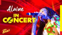 Alaine performs new track 'You Give Me Hope' at Tomorrow's Leaders Festival