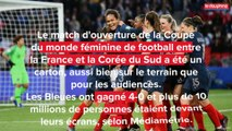 Où voir la coupe du monde féminine de football ?