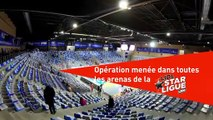 Les activations de Gigaset en Lidl Starligue
