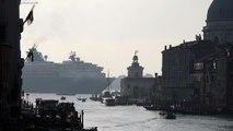 Los cruceros de una sola empresa, diez veces más contaminantes que todos los coches de Europa