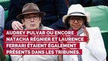 PHOTOS. Roland-Garros 2019 : Stéphane Plaza, Marion Cotillard, Anne-Sophie Lapix... ils n'ont pas manqué la finale
