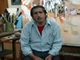 Angel Garrido lee poema de Juan Ramirez Ruíz