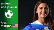 Un jour, une joueuse : Alex Morgan (USA)