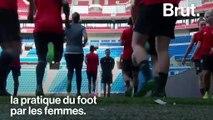Interdits historiques, inégalités salariales… hommes et femmes ne sont pas égaux dans le football
