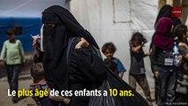 Syrie : 12 orphelins de familles djihadistes de retour en France