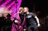 Taron Egerton's surprise appearance at Elton John's 'Farewell Yellow Brick Road' Tour