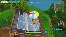 Fortbyte #95 en Fortnite: cómo y dónde encontrarlo en un conjunto de paneles solares en la jungla (solución)