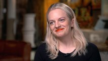 """Handmaid's Tale"" star Elisabeth Moss on being drawn to ""dark"" roles"