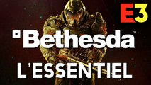 BETHESDA & E3 2019 : Ce qu'il ne fallait pas manquer (Doom Eternal, Deathloop,...)
