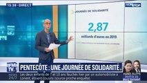 La Pentecôte : une journée de solidarité qui rapporte 2,87 milliards d'euros à l'État