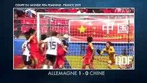 DDF | V.O : Coupe du monde fifa féminine - France 2019