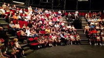 Portiragnes : les  élèves de l'école élémentaire font du théâtre