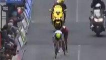 Cycling - Critérium du Dauphiné - Dylan Teuns Wins Stage 2