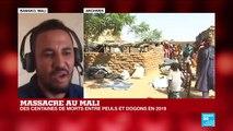 Massacre au Mali : des centaines de morts entre Peuls et Dogons en 2019