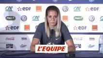 Debever «La France a la meilleure charnière du monde» - Foot - CM 2019 - Bleues
