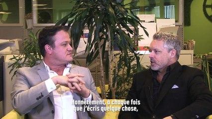 Discussions de salon avec François Lambert