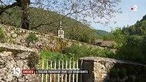Ain : une église rénovée par les habitants