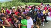 Le Venezuela rouvre partiellement la frontière avec la Colombie