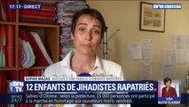 """Enfants de jihadistes rapatriés: """"C'est la fin d'un cauchemar"""" salue l'avocate d'une famille d'enfants rapatriés"""