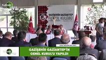 Gazişehir Gaziantep'in genel kurulu yapıldı