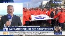 """""""C'est une très bonne nouvelle."""" Le maire des Sables-d'Olonne salue la venue d'Emmanuel Macron jeudi pour un hommage"""