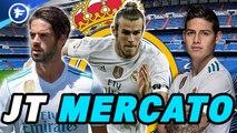Journal du Mercato : le Real Madrid cherche 300 M€ pour renflouer ses caisses, Lille va tenter des coups