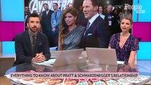 A Look Back on Chris Pratt & Katherine Schwarzenegger's Whirlwind Romance