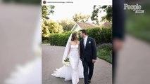 Chris Pratt & Katherine Schwarzenegger Share First Photo from Their Wedding: 'We Feel So Blessed'