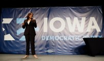 Sen. Kamala Harris Defends Record as Prosecutor on the Campaign Trail