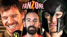 MAGNETO s'incruste dans l'émission - FanZone